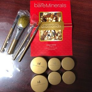 Champagne Diamonds Beauty Collection Bare Minerals